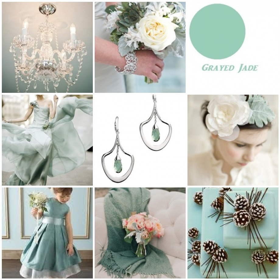 Colour Trend 2013 – Grayed Jade