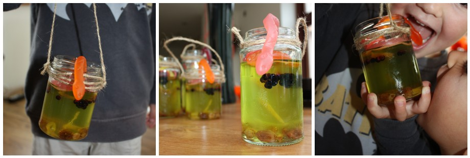 How To Make Halloween Jelly For Kids