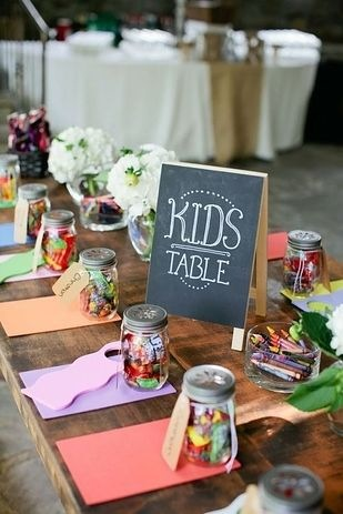8 Ways To Entertain Kids At A Wedding