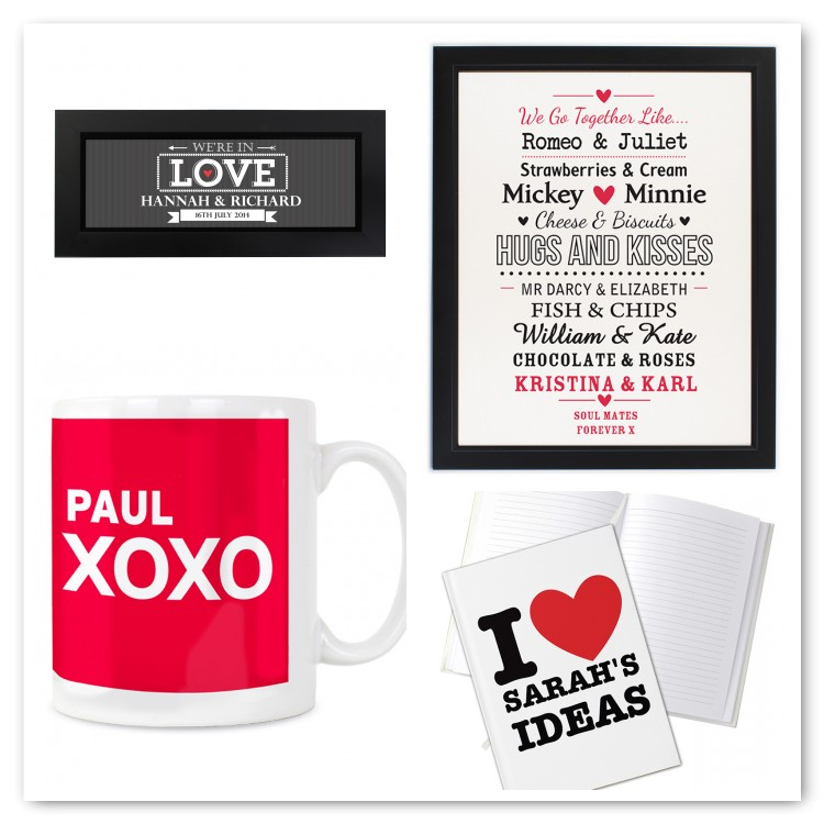 Unique Valentine's Gifts