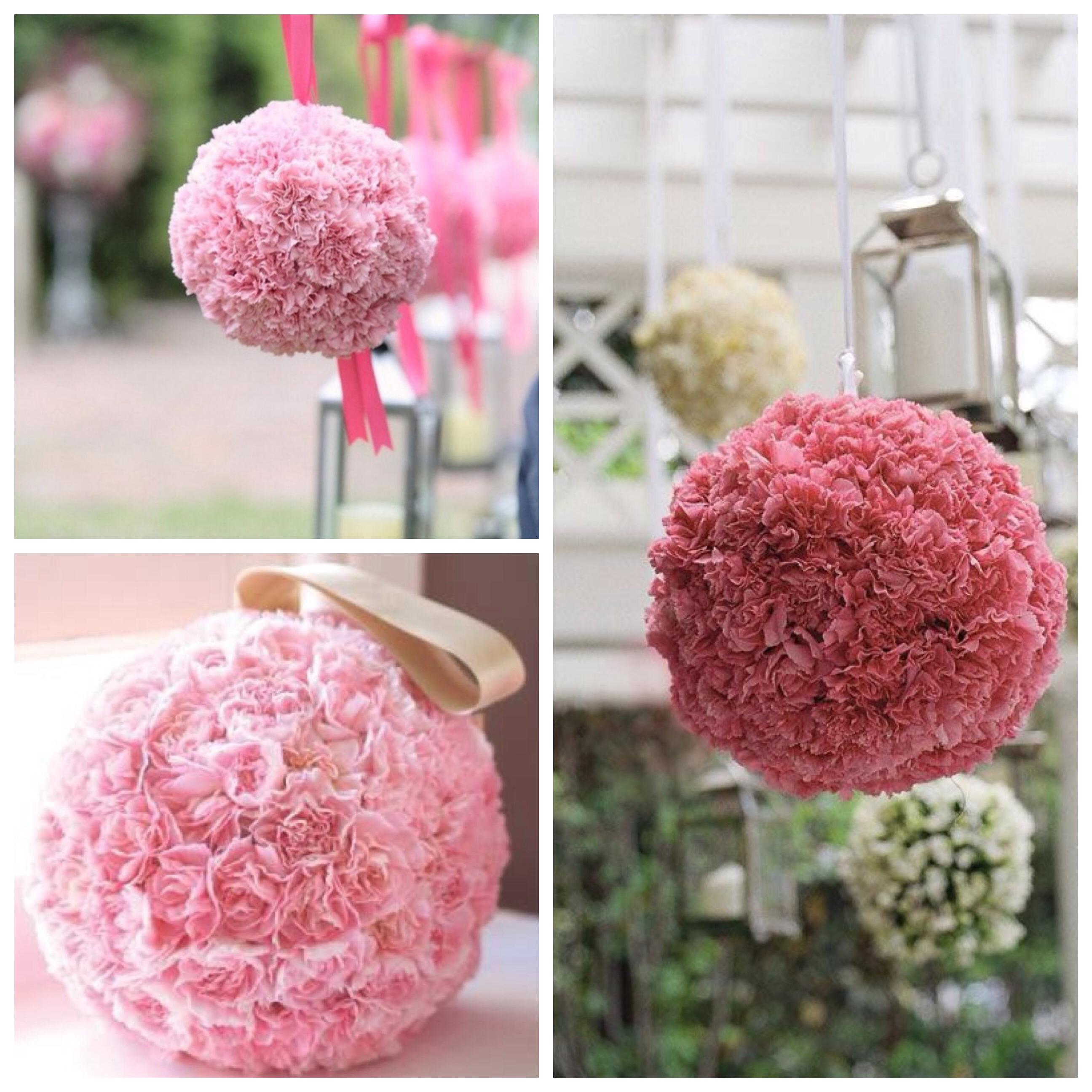Wedding Flowers Carnation Inspiration Big Little Things