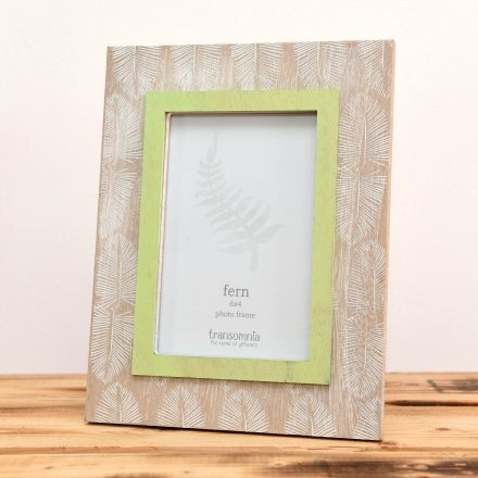 Fern Photo Frame