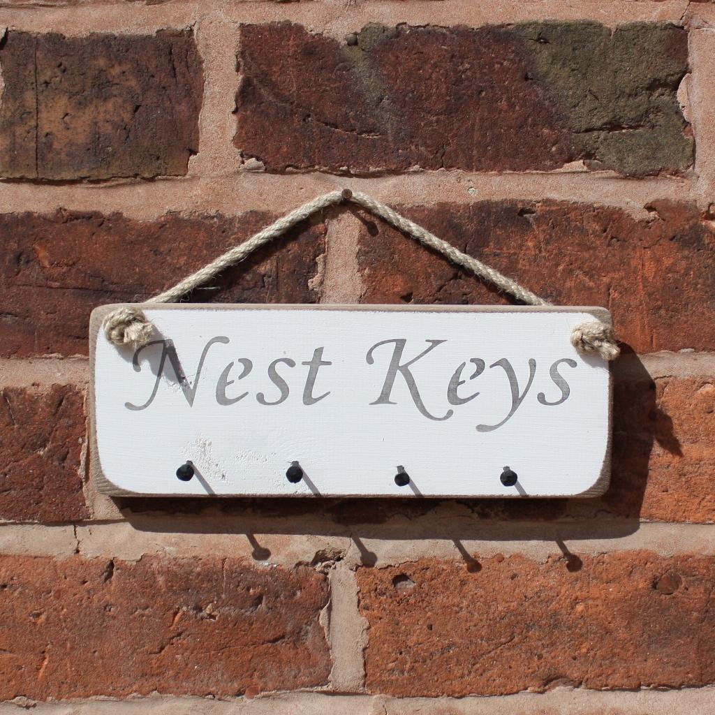 Nest Keys Hooks
