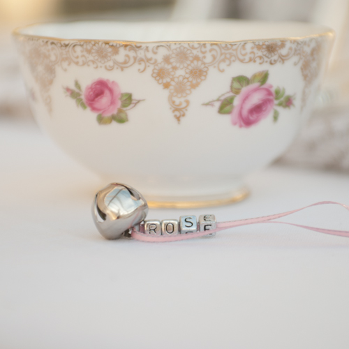 Personalised Wedding Bell Favours