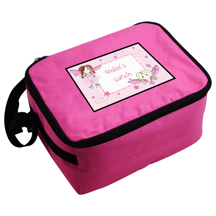 Fairy Personalised Lunch Bags