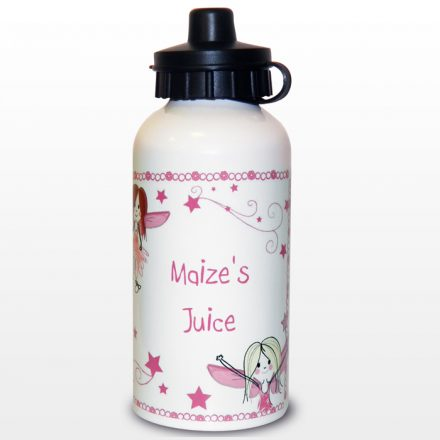 Fairy Personalised Drinks Bottle