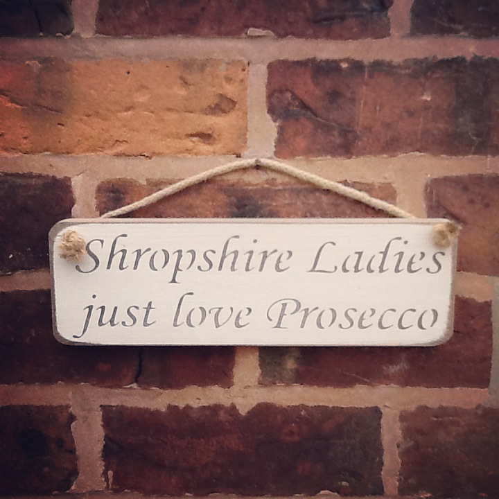 Shropshire Ladies Love Prosecco