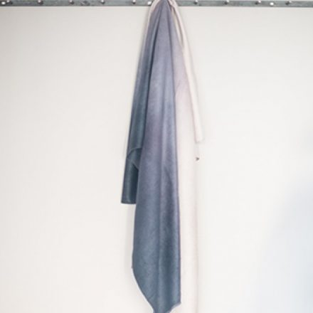 Tutti & Co Grey Ombre Throw