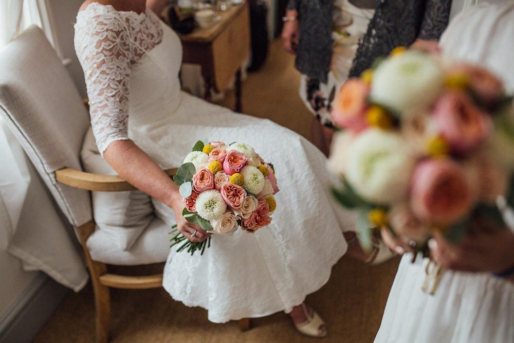 Shrewsbury wedding flowers