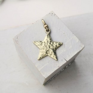 Tutti & Co Star Charm gold