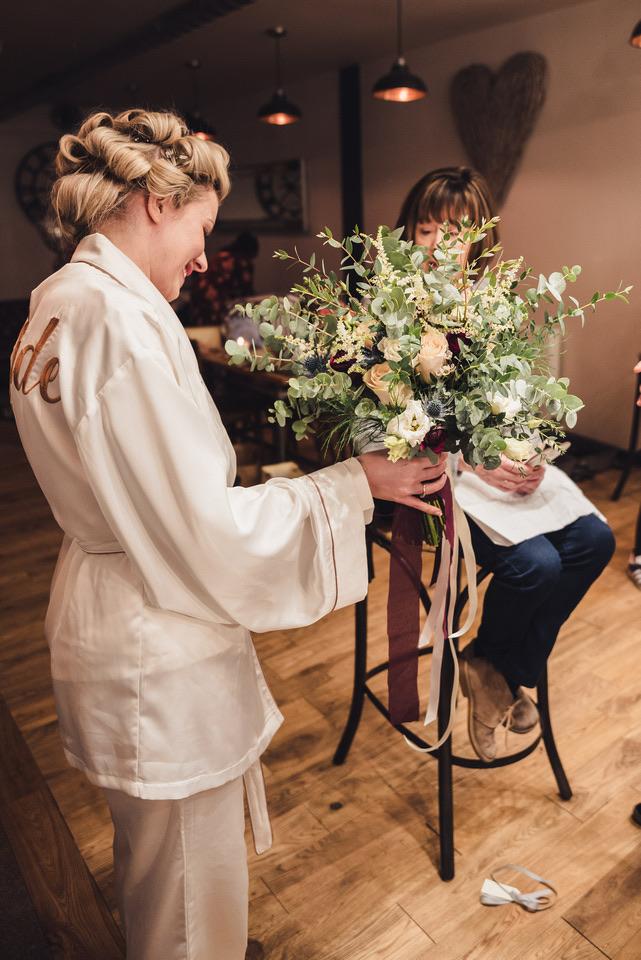 Wedding at The Mill Barns