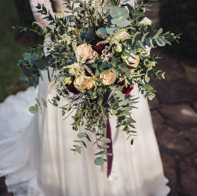 Real weddings: Gemma & Michael at The Mill Barns