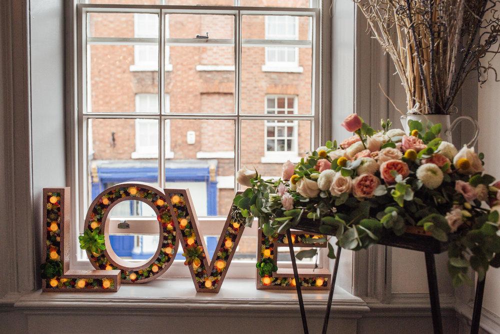 Shrewsbury Wedding Flowers 7 Big Little Things