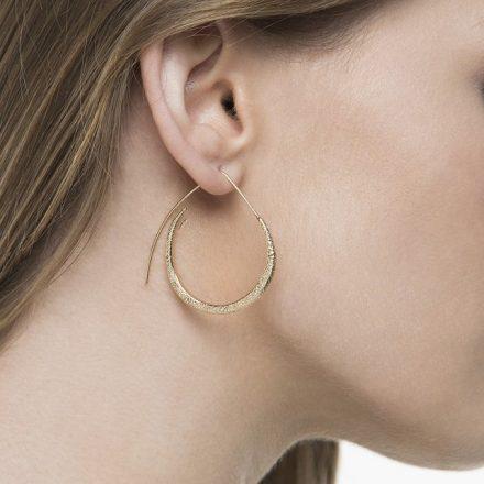 Tutti & Co Shore Gold Earrings