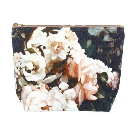 Floral make-up bag by Parlane