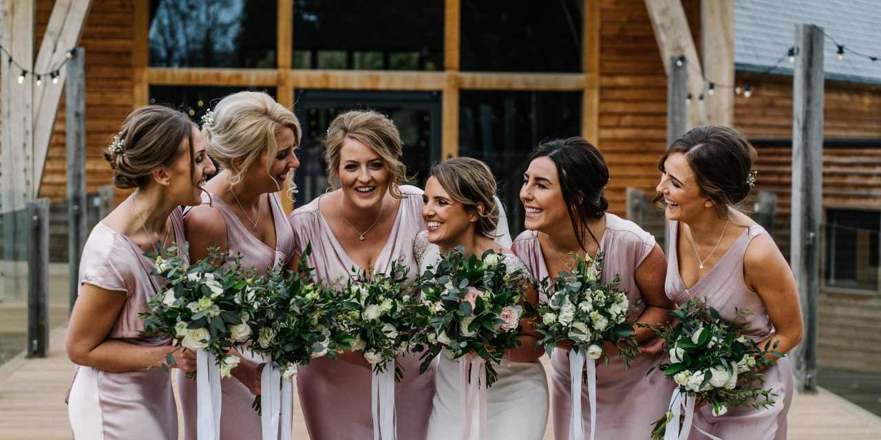 Real Weddings: Louise and Neil at The Mill Barns, Shropshire