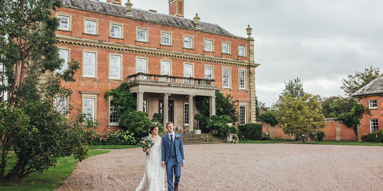 Real wedding: Lyndsey & Conor at Davenport House