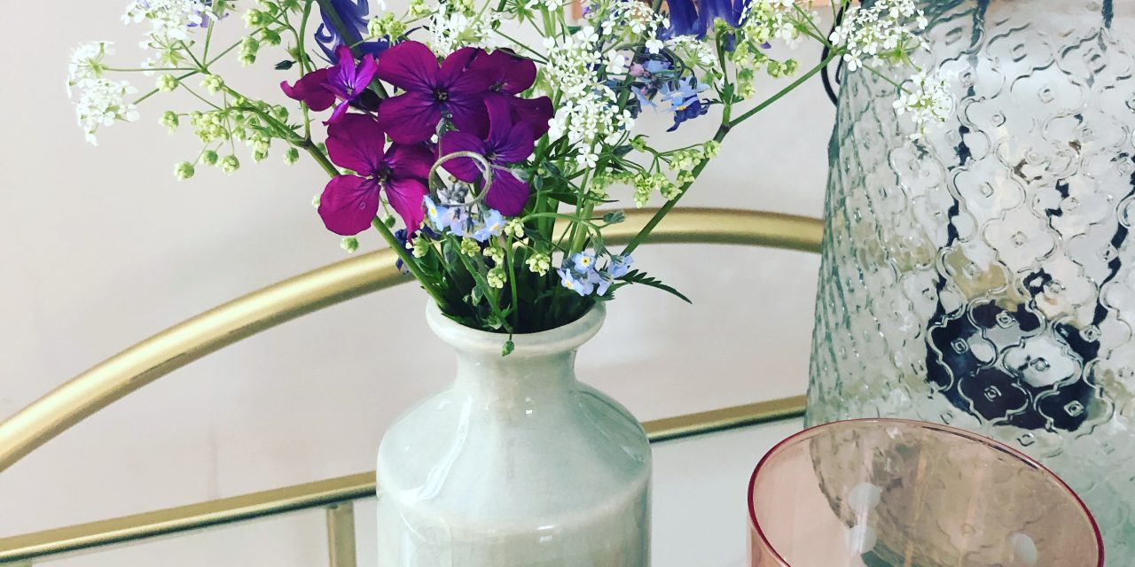 Flowers and Mental Health Awareness