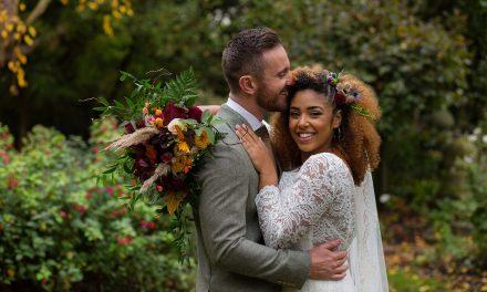 Styled Wedding: The Hundred House, Shropshire