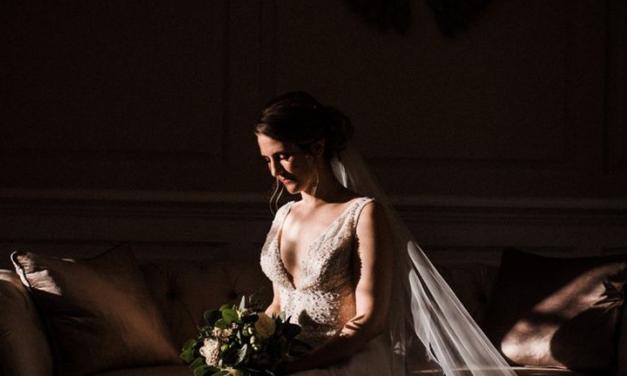 Real weddings: Olivia & Adam at Davenport House