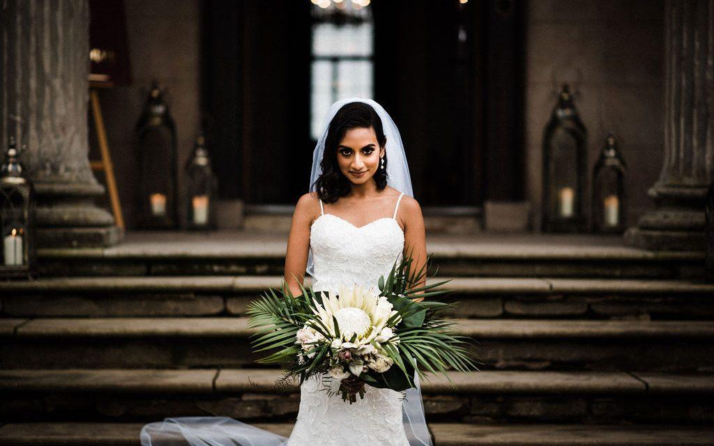 Real Wedding: Tara & Sam, Davenport House